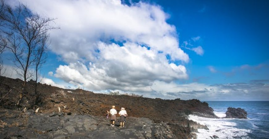 Elite Volcano Hike – Kona pickup