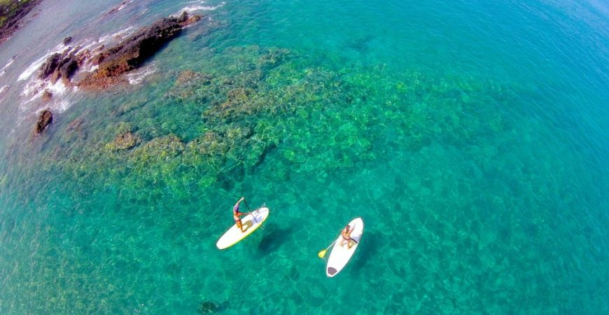 Stand Up Paddle Private Lessons South Maui