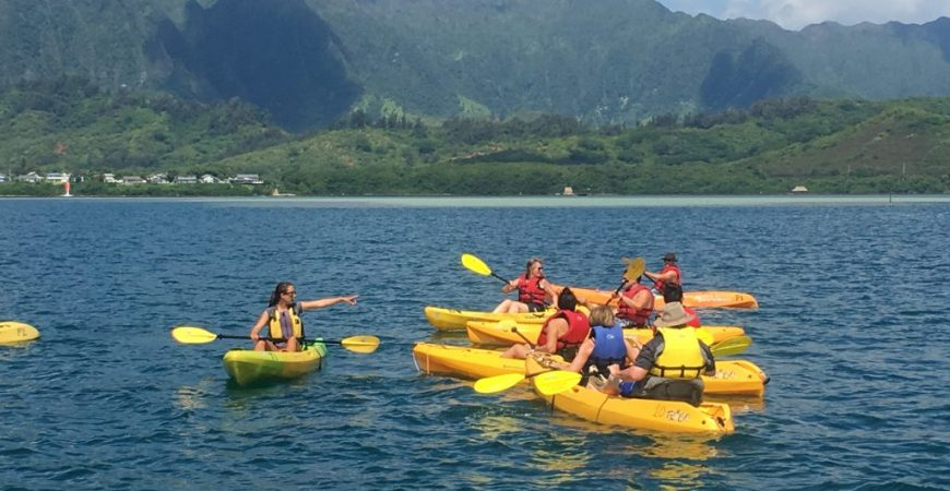 Guided Kayak & Snorkel Adventure