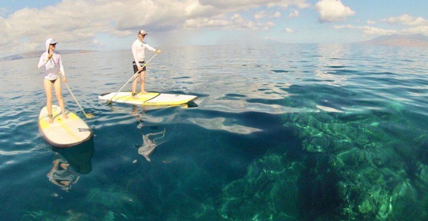 South Maui SUP Lesson/Tour