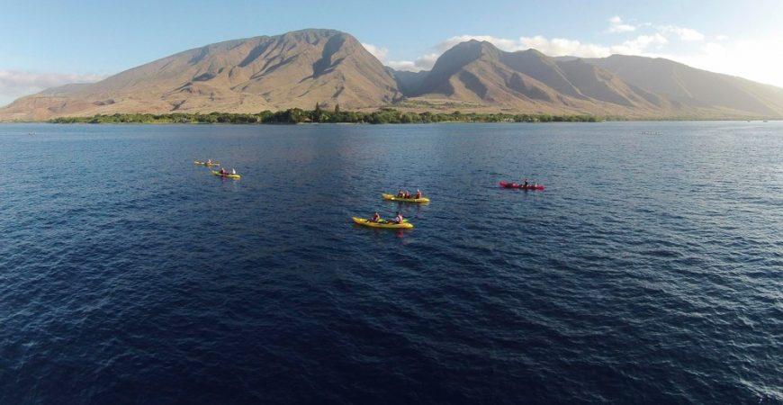 Olowalu Group Kayak & Snorkel Tour