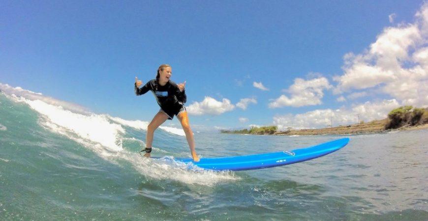 PRIVATE Maui Surf Lessons – West Maui