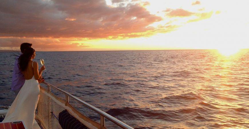 Captain's Sunset Dinner Sail