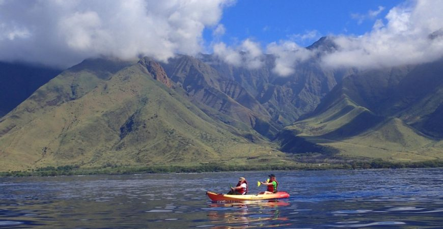 Olowalu Private Kayak & Snorkel Tour