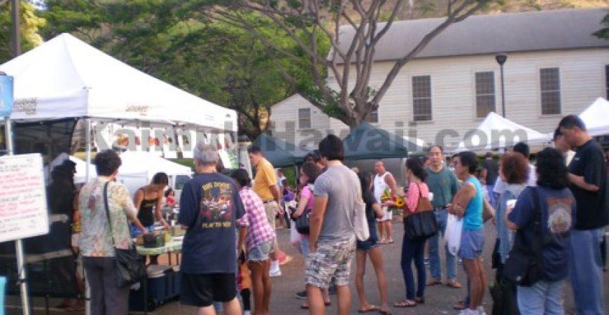 Leahi Neighborhood Farmers Market