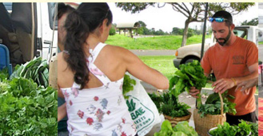 Kaua'I Community Market