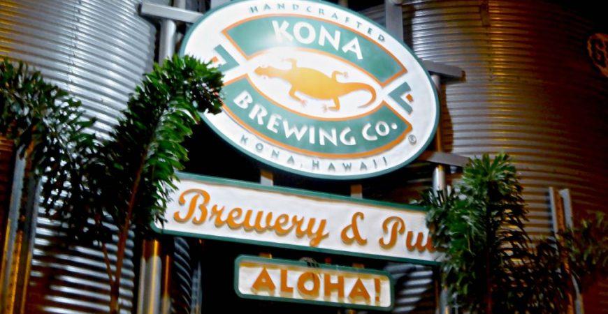 Kona Brewing Hawaii