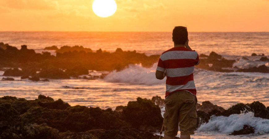Hawaii Sunrise & Local Coffee