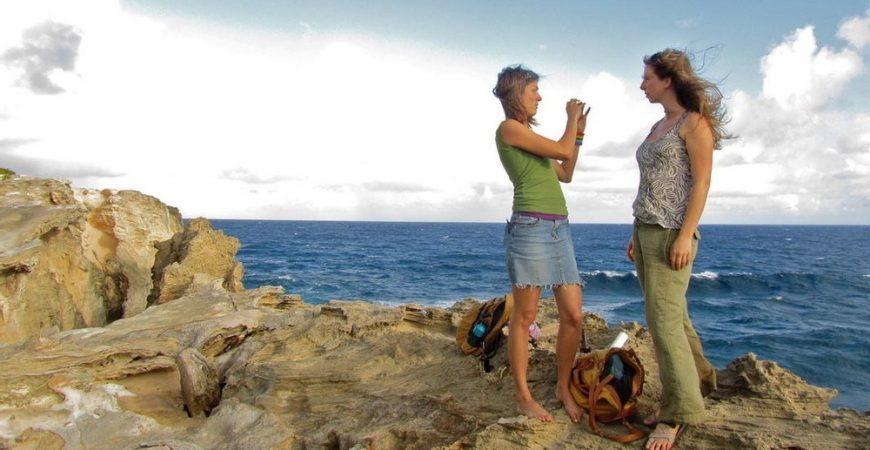 South Shore Coastal Hike to Sea Cliffs