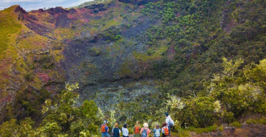 Hidden Craters Hike – Private