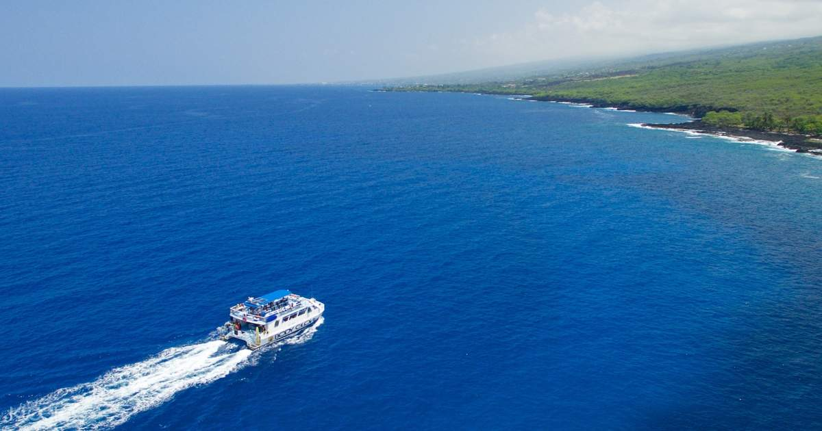 Historical Lunch Cruise to Kealakekua Bay in Hawaii